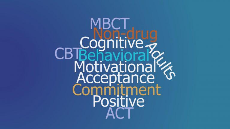 Psychotherapy Specialties